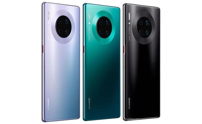 Huawei تزيح الستار عن الهاتف Huawei Mate 30E Pro...