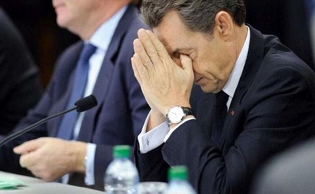 ساركوزي متهم بـ تكوين عصابة إجرامية