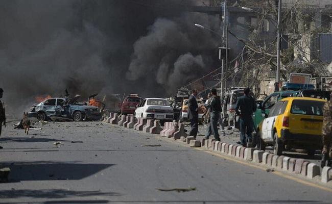 11  قتيل في هجوم انتحاري بأفغانستان
