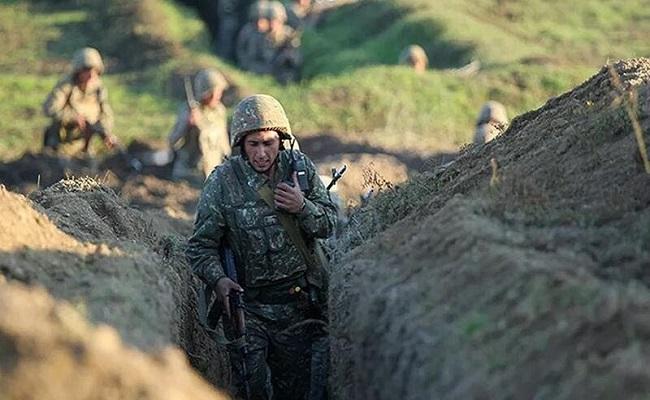 الجيش الأذربيجاني يمزق الانفصاليين ومن يدعهم من الجيش الأرميني