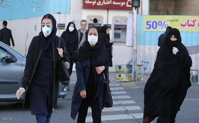 أعلى معدل وفيات يومي في ايران