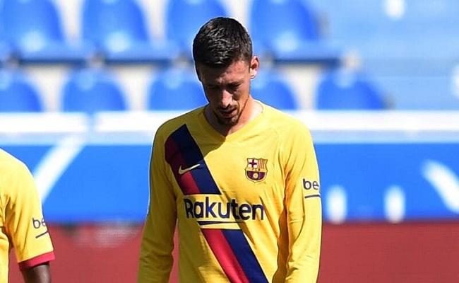 برشلونة يريد تجديد عقد لونغليه...