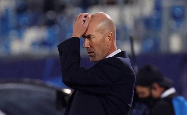 انقسام في ريال مدريد حول إقالة زيدان...