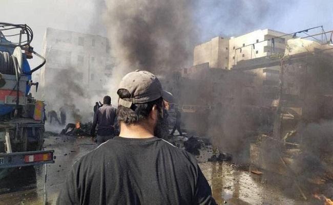 3  قتلى بتفجير سيارة مفخخة في سوريا