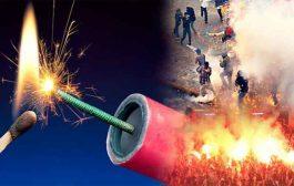 الحماية المدنية تنظم حملة تحسيسية من أخطار استعمال المواد النارية و المفرقعات بمناسبة المولد النبوي الشريف