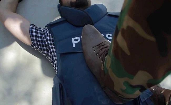 الجنرال شنقريحة وضع الصحافة بالجزائر تحت قدميه