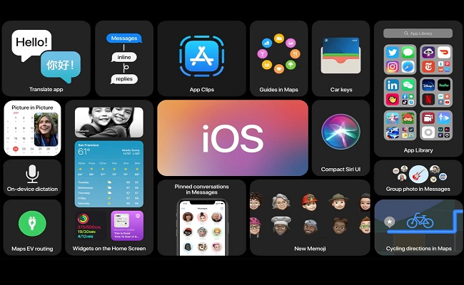 آبل تُصدر التحديثين iOS 14.2 وiPadOS 14.2...