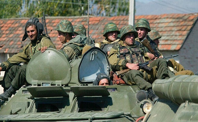 منح بوتين صلاحيات إرسال قوات إلى قره باغ