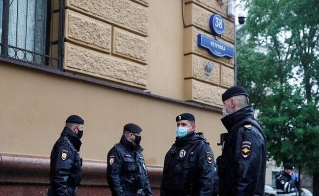 السجن 13 عاما لروسي بتهمة الخيانة العظمى