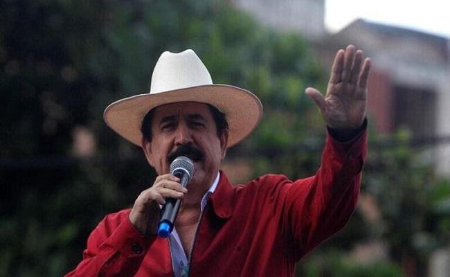 إيقاف رئيس هندوراس السابق في المطار لحمله 18 ألف دولار