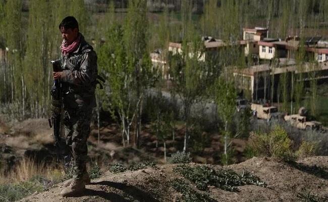 مقتل 26 عنصر أمن أفغانيا بتفجير انتحاري