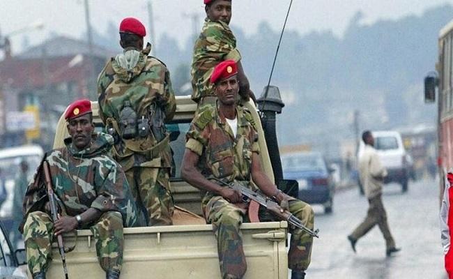 الجيش الأثيوبي يبدأ هجوما على الانفصاليين