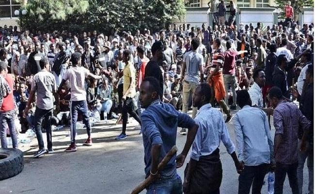 غارات إثيوبية على الانفصاليين وأنباء عن سقوط قتلى