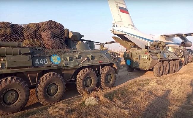 روسيا تقطع الطريق على التوسع تركي في القوقاز...