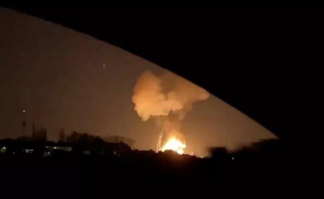 انفجاران في مدينتين مختلفتين في إثيوبيا...