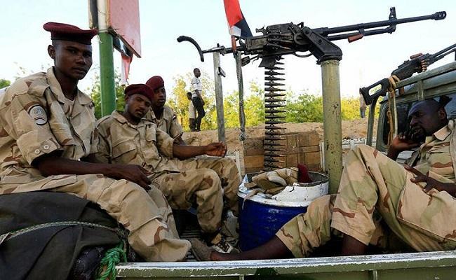 القوات إثيوبية تتوجه لدحر الانفصاليين