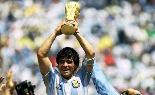 الاتحاد الأرجنتيني يغير مسمى الدوري إلى كأس مارادونا...