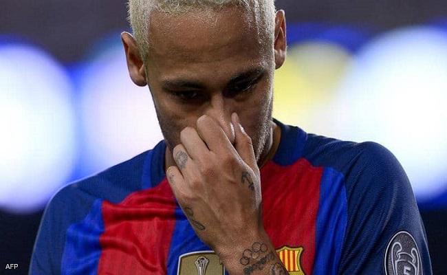 برشلونة يطالب نيمار برد 10 ملايين يورو...