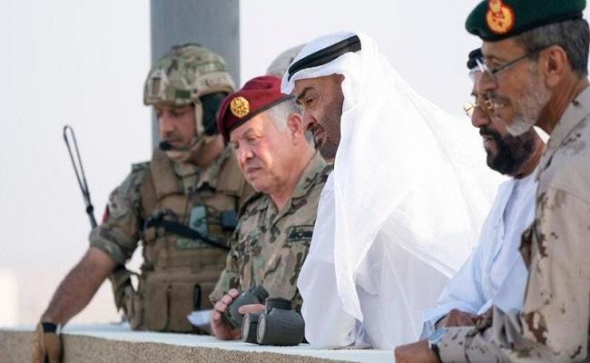 قمة عربية في أبو ظبي