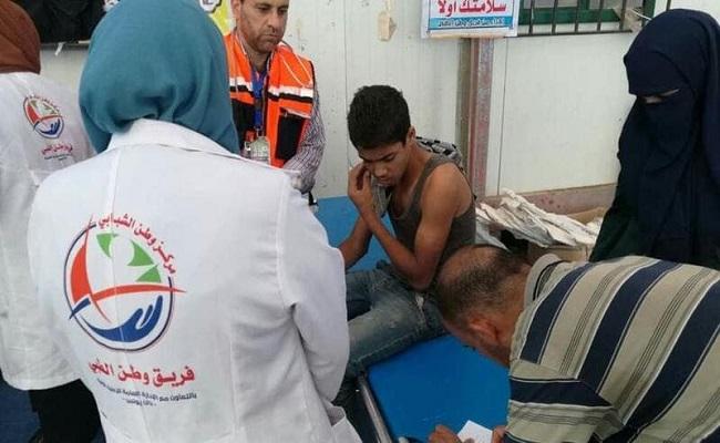 مخاوف من تفش كورونا بغزة