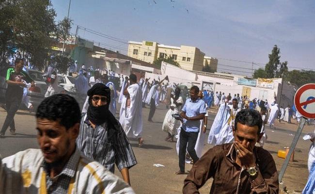 الإفراج عن محتجين أوقفوا أثناء تظاهرة في موريتانيا