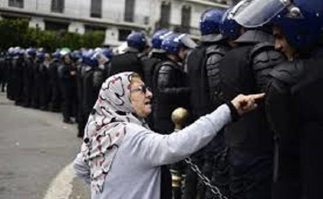 سكوب ثورة كبيرة قادمة من أحرار الشرطة ضد الخائن الجنرال شنقريحة...