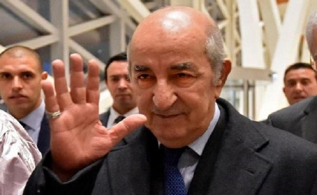 سكوب المخابرات الجزائرية تستعين بشبيه تبون من اجل التغطية على عملية اغتياله