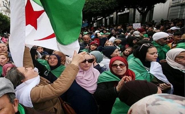 في الجزائر زغاريد وخروج الناس إلى الشوارع فرحا  بالرد القوي من تبون على ترامب