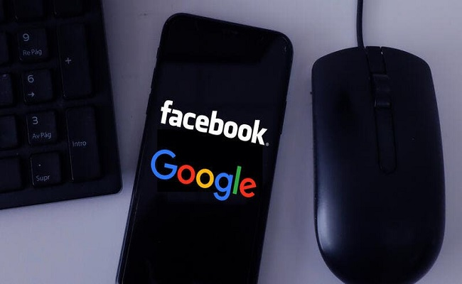غوغل وفيسبوك تتحالفان ضد حملة مكافحة الاحتكار...