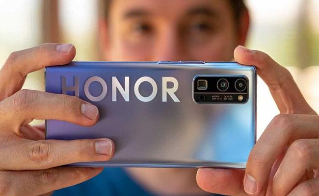 هاتف HONOR V40 بتقنية الشحن السريع بقدرة 66W...