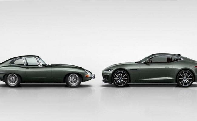 جاكوار تطلق نسخة Heritage 60 الخاصة من F-Type...