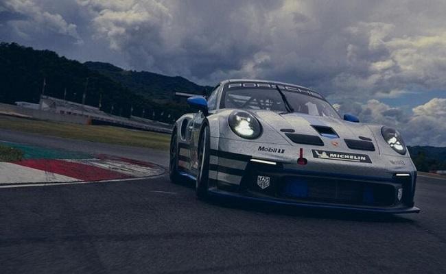بورش تطلق 911 GT3 Cup بميزات جديدة...