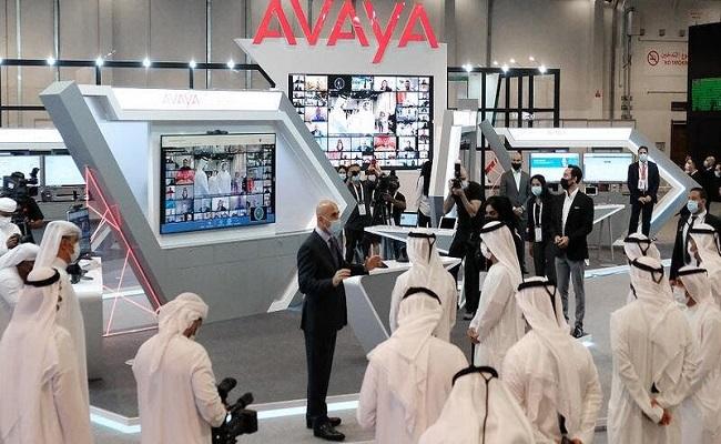 حلول Avaya تتصدر فعاليات أسبوع جيتكس التقني...
