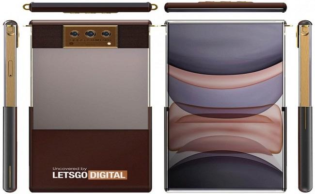 هذا هو هاتف Oppo X Tom Ford المنزلق...