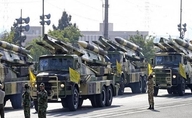 الحرس الثوري ينقل صواريخ وطائرات مسيرة إلى العراق
