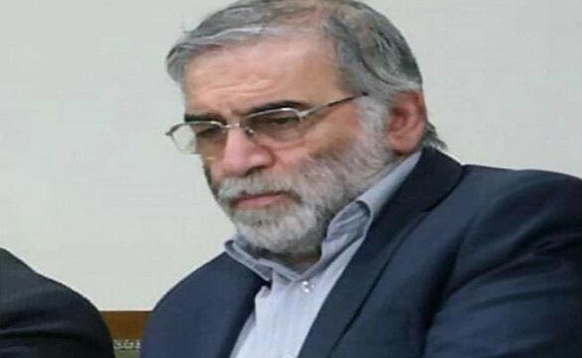 إيران تعتقل المشاركين في اغتيال فخري زاده