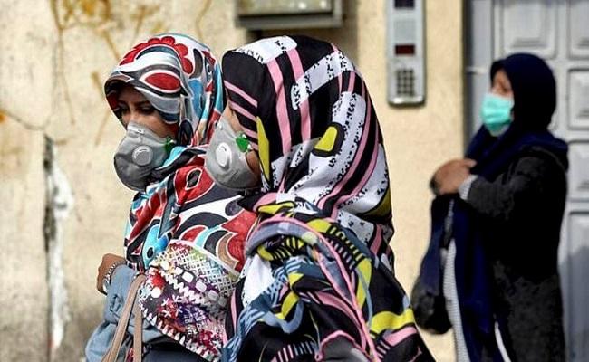اكثر من مليون مصاب بالكورونا في ايران