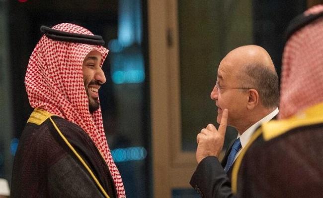 السعودية تدخل بقوة في السوق العراقية