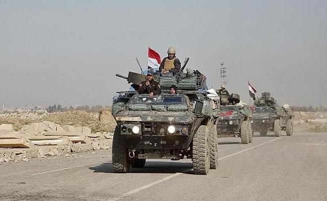 42  قتيلا من داعش خلال عملية للجيش العراقي