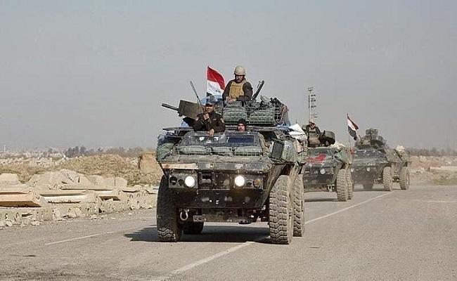 القوات العراقية تقتل 12 داعشيا
