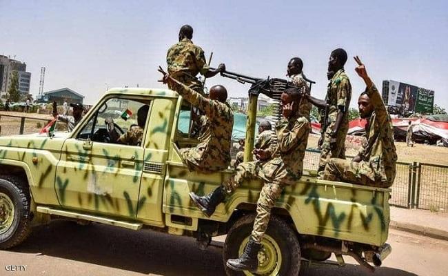 4  قتلى من الجيش السوداني في كمين لميليشيات إثيوبية