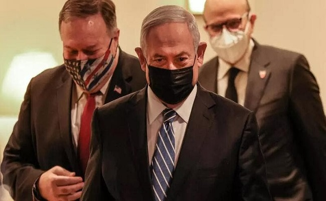 وفد من البحرين وصل إلى إسرائيل