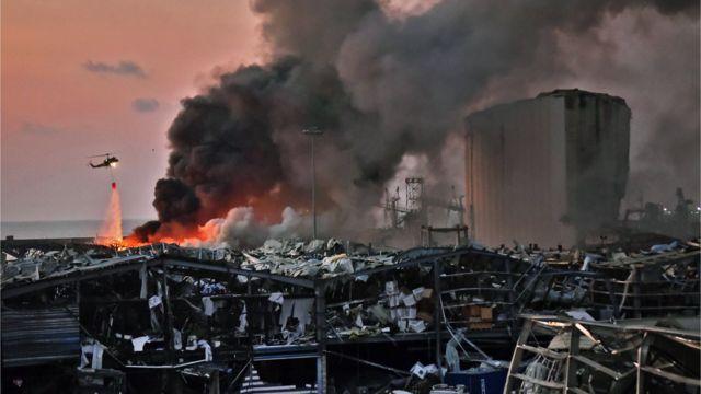 قانون لتعويض المتضررين من انفجار بيروت