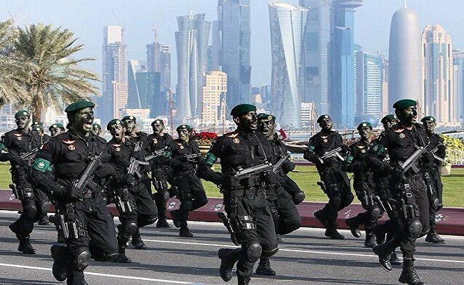 خبراء أتراك يدربون قوات خاصة قطرية