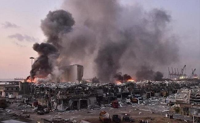 لكشف ملابسات انفجار بيروت جعجع يهدد باللجوء إلى الجنائية الدولية