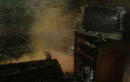 مقتل عجوز تسعينية و إصابة ثلاثة آخرين إثر حريق منزل بقرية إيغندوسن بتيزي وزو