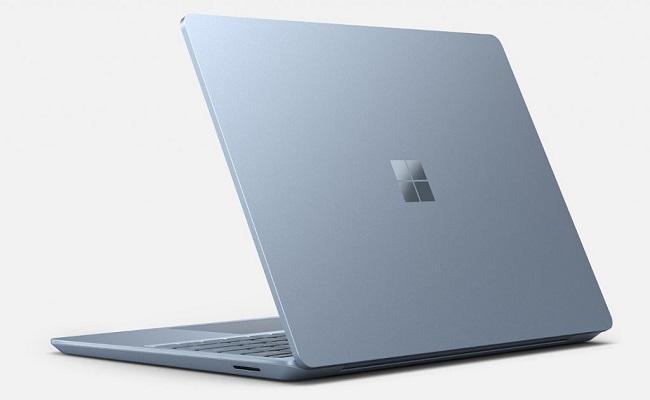 مايكروسوفت تطلق جهاز Surface Laptop Go...