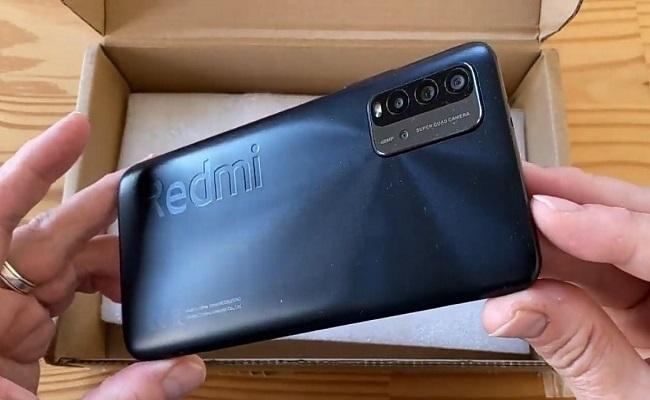 فتح صندوق هاتف Redmi 9T...