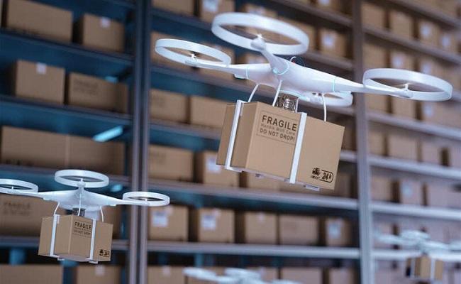 لتوسيع نطاق توصيل الطلبات أمازون تضيف المزيد من الطائرات...