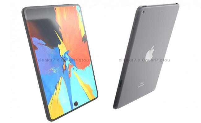 تسريبات عن تصميم جهاز  iPad mini 6...